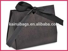 bowknot custom made in china paper box