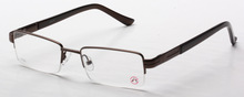 metal optics reading glasses, copper frame optics eyeglasses (MZ-2701)