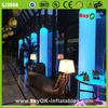 Pretty party decoration inflatable light column inflatable pillar with led inflatable pillar decoration