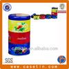jewelry tin packaging box / chinese tea set gift box / big round gift box