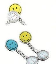 cheap silicon rubber colorful watch,lady nurse watch,cute metal nurse watch