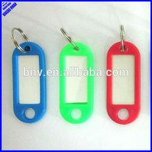 cheap price plastic key ring