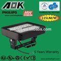 2014 sıcak satış 40-280w led ışık seli, açtı sel projektör lamba