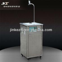 gold / silver/ platinum melting machine for 1kg 2kg 3kg 4kg