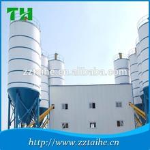 Construction equipment small cement production plant,concrete batching mobil