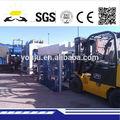 Qt10-15 porosa de ladrillo de hormigón que hace la máquina manfacture en china