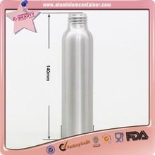 colored aluminum bottle with press pump dropper,22ml,30ml,50ml
