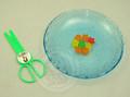 tesouras de brinquedo mini cor de doce de geléia mole