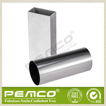 Pemco High Output Square/Round/Rectangular 316 Stainless Steel SS304 Pipe
