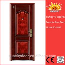 Main gate design wrought iron entry door designSC-S016