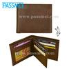 genuine cowhide leather wallet,men's wallet,fashion leather wallet.