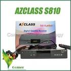 south America hd satellite tv receiver Azbox hd s810 hd