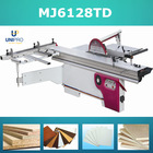 Cabinet table saws / woodworking machinery / used to rip long boards or sheets of plywood or other sheet materials