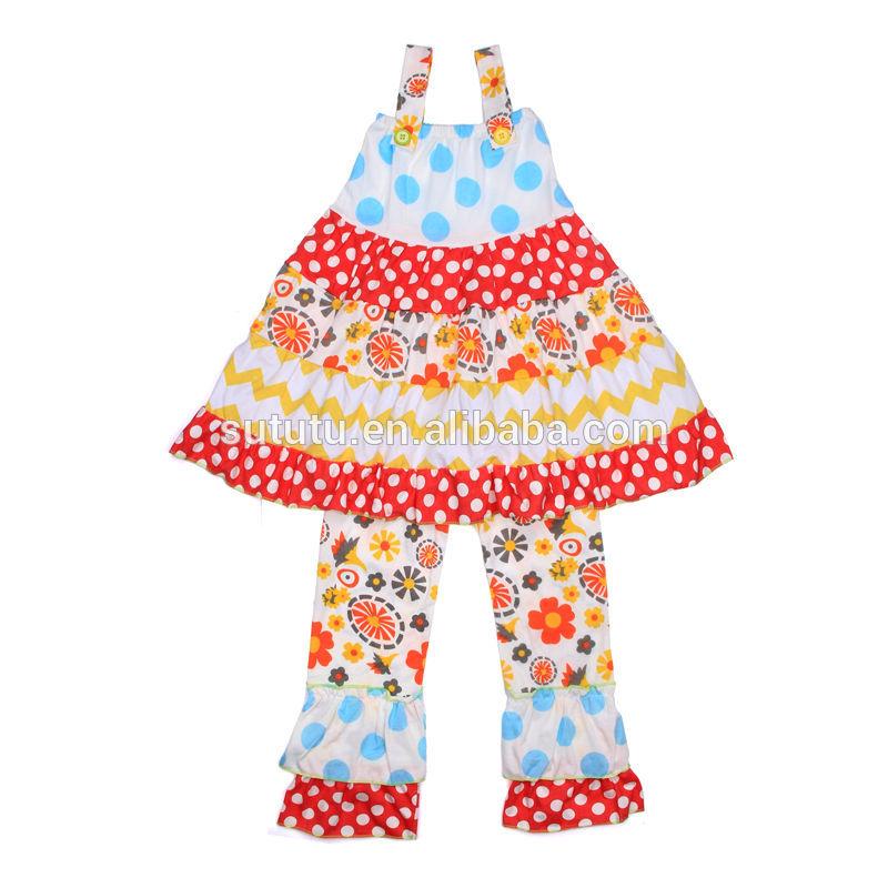 China Wholesale Kids Designer Clothing lovely design kid wear baby