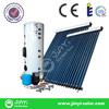 EN12976 Solar Keymark 200 Liters Split Pressure Heat Pipe Solar Collector System for Home Tap Hot Water
