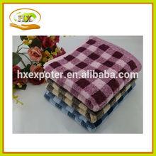 HX-MQBT259 Hot Selling 32yarnd Plied Yarns 100% cotton bath towel ,Supermarket Promotion Gift
