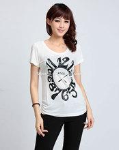 t shirt manufacturer custom brand women t shirt