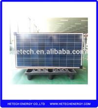 Competitive price 140w polycrystalline photovoltaic solar panel