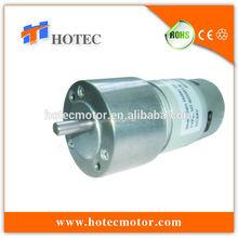 low noise 50mm diameter gearbox low speed high torque elektromotoren v24 dc motor