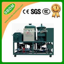 2014 SBDM KXP Tower Separation of Vacuum Technology Vegetable Oil Refinery Equipment