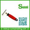 [Sunni] New design metal pet deshedding comb for export