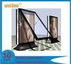 WELDON 2014 hot sale caluminium frame led slim Light Box