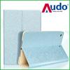 Glittering Slim Cover Foldable Stand Case For iPad Mini 1/2