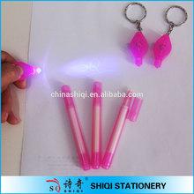 mini gift led euro tester pen