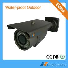 "1/4"" CMOS ONVIF metal case day&night bullet IP camera P2P (NTS115AMP 10V)"
