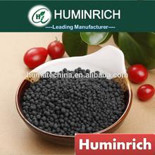 Huminrich Shenyang 60% Potassium Humate Granular Fertigation Peat Extract