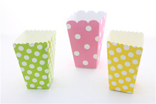 Wedding Favor Box Colorful Candy Packaging Boxes