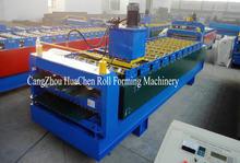 HOT SALE! China Aluminum Corrugated Roof Sheet and Wall Sheet Making Machine