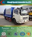4x2 petits déchets de camion à vendre, 2-5tons mini camion à ordures