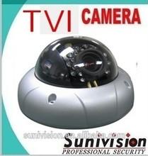TVI 720P 1.3MEGPIXEL CMOS 1000TVL Manual Iris TVI CCTV Cameras