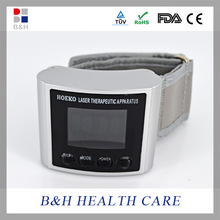 Most Professional wrist watch-type semiconductor laser treatment instrument