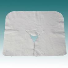 Massage Table Spunlace Non-Woven Flat Massage Face Cover