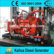Energy saving 500kw natural gas generator