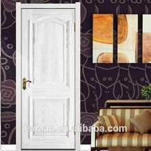 lower price modern style MDF door design cheap white interior bedroom door