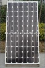 150w MONO solar cells solar panel