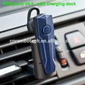 Nuevo v4.0 bluetooth auricular inalámbrico de auriculares de mini para el coche, fácil recibir llamada cuando se conduce