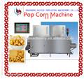 la nueva tecnología de la máquina de palomitas de maíz en china con caramelo