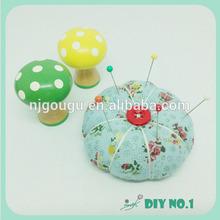 fashion customizable Pin Cushion knitting needle pin cushion for crochet needles