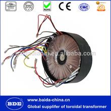 220v 12v toroidal shield transformer