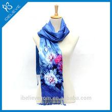 wholesales designer brand twill silk scarf