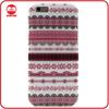 Hot Selling Customer OEM Printing Stylish Aztec Tribe Retro Vintage Tribal Soft TPU Gel Case for iphone 6