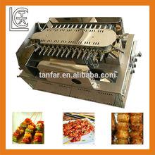 electric yakitori grilling machine