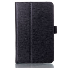 Ultra slim tablet pc leather cases For Lenovo A3300 A7-30, 7 inch tablet cases