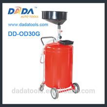 Dd-od30g 30 galões Wast Oil escorredor, Trocador de óleo