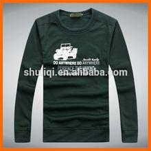 Cheap custom organic t shirt screen printing custom design
