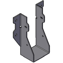 galvanized steel joist hanger for wood structure